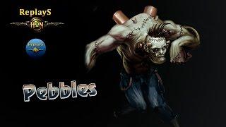 Johny`BBQ - HoN 2 х Immortal Pebbles (34/1/3)