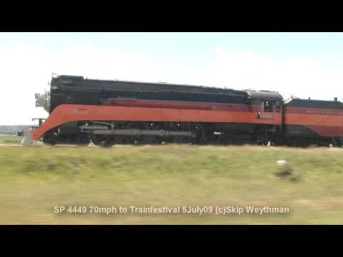 Pacing SP 4449 @ 70 mph