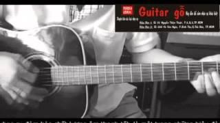 Đêm lao xao - guitar - guitargo.com.vn