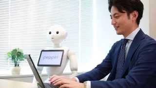 Pepper for Biz「お仕事かんたん生成」の設定方法についてご紹介します...