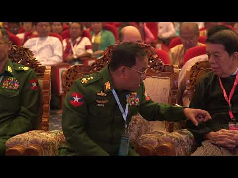 Myanmar  Panglong Peace Conference Day 2