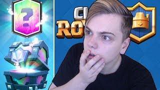 Reacții ale youtuberilor romani când le pica legendare | Clash Royale #55