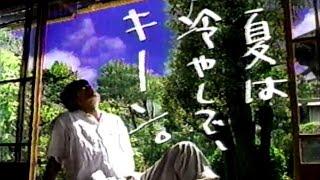2003年ごろの永谷園のお茶漬けのCMです。夏は冷やしで。