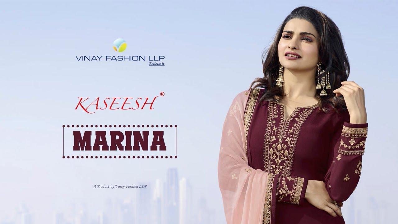 674a8b3c4b Marina by Vinay Fashion LLP - YouTube