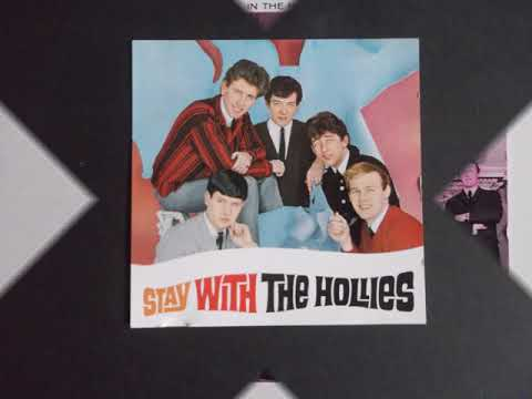 """the  hollies     """"bus stop""""    2017 stereo remix/ remaster."""