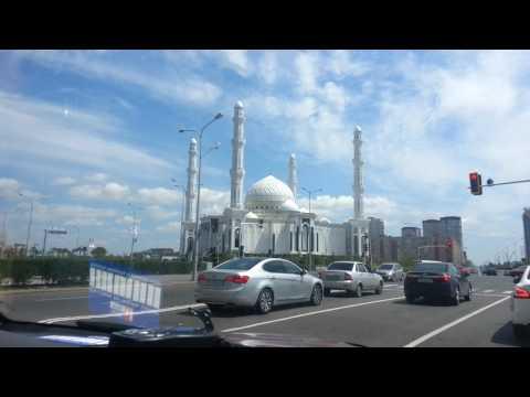 Astana Kazakhstan city tour