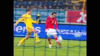 Ukraine vs Austria 2-1