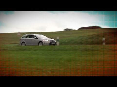 Ford Mondeo roadtest