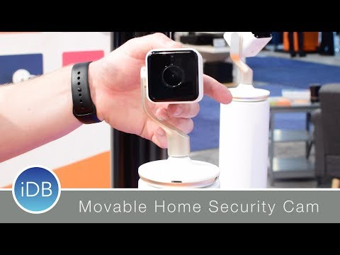 Hands-On: Hive View Home Security Camera at CES 2018