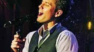Aaron Tveit The Radio In My Head Live at 54 Below Album Review