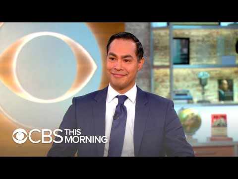Julian Castro says fresh candidates cathartic after what Democrats went through in 2016