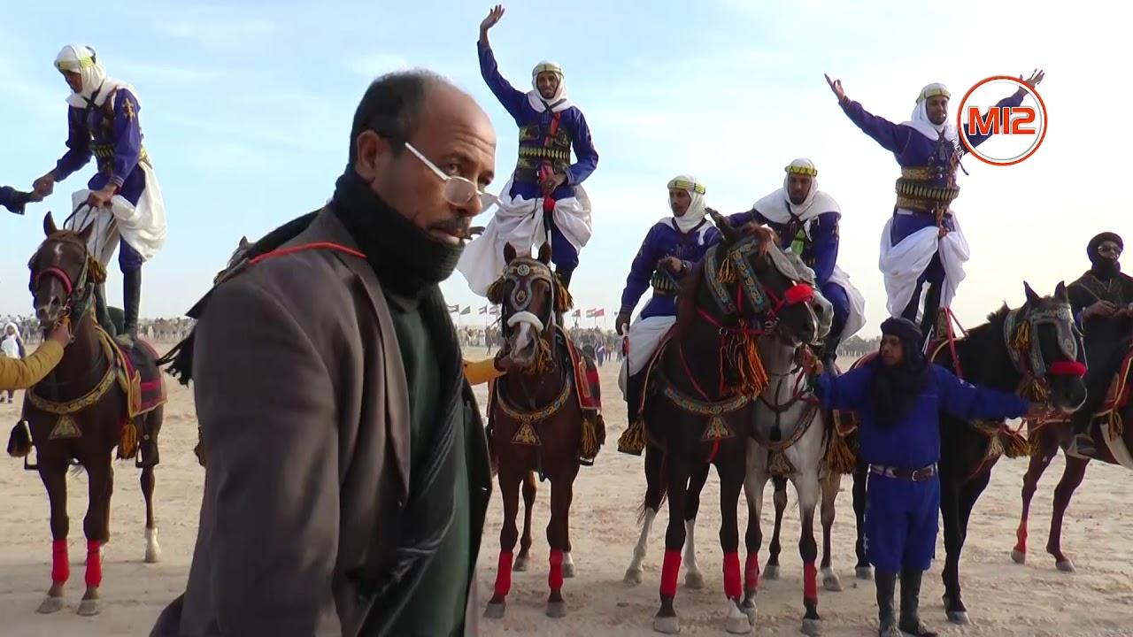 المهرجان الدولي للصحراء بدوز الدورة 52 : اليوم الثالث بساحة حنيش