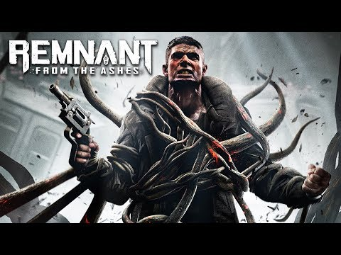 MOST UNDERRATED GAME IN 2019?! (Remnant: From the Ashes, Part 1)