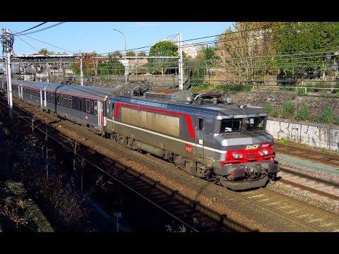 Rail Live. Des Trains de Fret, IC, TER & TGV entre Bordeaux - Begles - Hourcade.