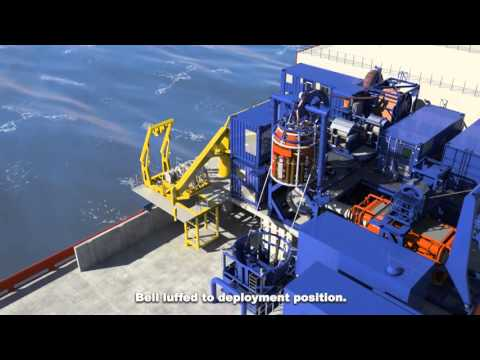 DSV Vinnice - Dive System Installation, Mobilisation and Dive Operations