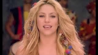 Shakira - Waka Waka (1 hour)