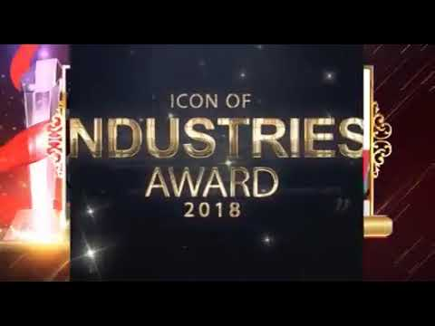ICONS OF INDUSTRY AWARDS 2018