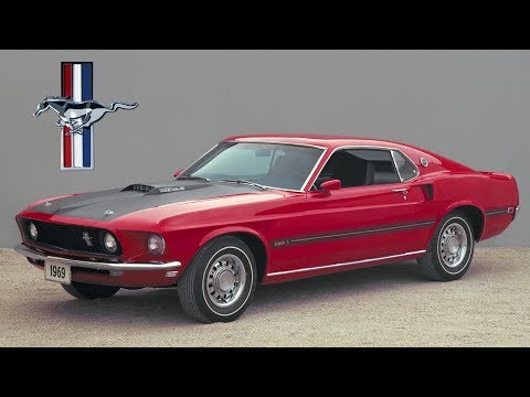 1969 Ford Mustang Mach 1 428 CJ/SCJ - Ridiculously Underrated