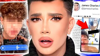 James Charles ACCUSED Of Grooming A Tiktoker? Danielle Cohn is in TROUBLE? Vinnie's fans UPSET?