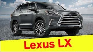 Lexus LX570 review 2018 | Interior | Exterior | Full specifications