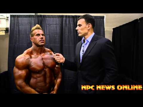 Frank Sepe interviews - 2013 Olympia 6th Place Winner Jay ...