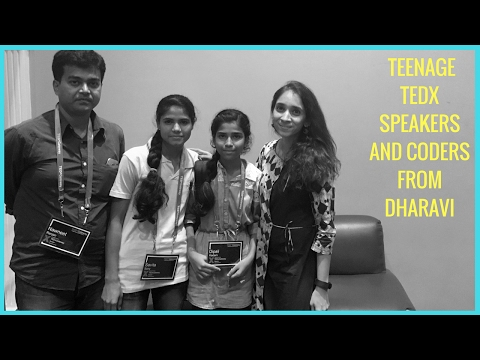 KSP Talks | Meet these teenage TEDx speakers and coders from Dharavi.