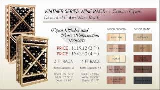 Compare Wine Rack Kits