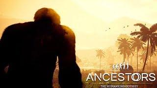 ancestors the humankind odyssey gameplay walkthrough part 18 the final evolution ending