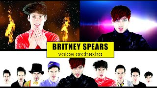Britney Spears Medley (Acapella Voice Orchestra)