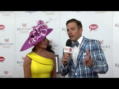 Live: Kentucky Derby Red Carpet