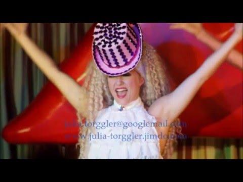 Julia Torggler Dance Showreel 2015