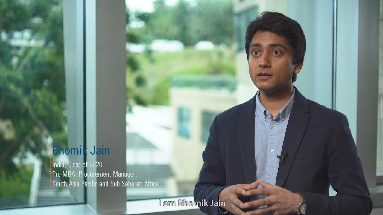 Student Sharing - Bhomik Jain (India)