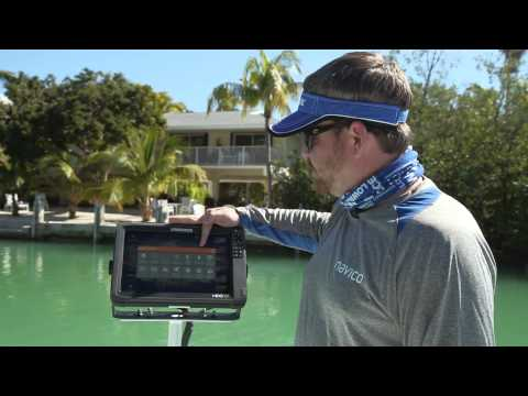Lowrance HDS Gen 3 - New System Control Panel