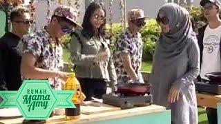 Rizky Ridho , Raffi Ahmad, Irfan Hakim Ternyata Jago Masak  - Rumah Mama Amy (15/3)