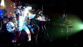 Skinny Puppy - Tin Omen Live @ the HRC, 0ct 30, 2015