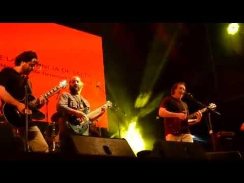 Inmoral - LaForma - Festival por la Memoria 23-03-15 - Parque del Bicentenario - Salta