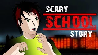 Scary School Story (Animated in Hindi) |TAF|