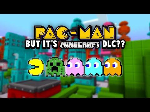 Minecraft Just Released Pacman DLC???