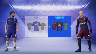 LP FIFA 19 FC Arsenal