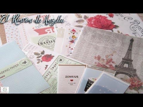 Papeles de scrapbooking y decoupage de Factory papel. Diy manualidades