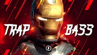 BASS BOOSTED: Trap, Bass, House Music ???? Avengers: Endgame Mix 2019