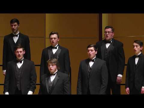 "CWU Chamber Choir: Gjeilo - ""Serenity (O Magnum Mysterium)"""