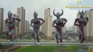 Eta Terangkanlah Versi Goyang Ultramen