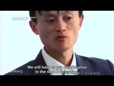 Alibaba IPO Jack Ma Original Sales Pitch in 1999