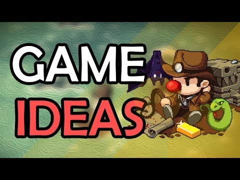 HOW TO COME UP WITH GAME IDEAS - 5 TIPS