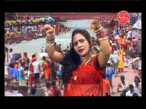 Bhole Baba की महिमा ||  Superhit Shiv Bhajan || New || Ganga Ne Gussa Aaya #Ambeybhakti
