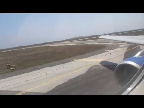 Thomas Cook Airlines Airbus A321-211 Taxi & Takeoff from Larnaca