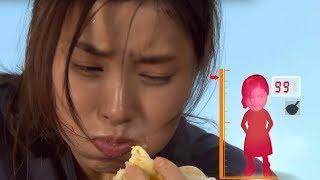 Vì Sin E Sê Ky Ơn nhịn đói xanh mặt để đi thi ăn sanwich khiến bụng to như có bầu