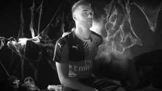Chambers of Horrors: Arsenal star reveal Halloween fears