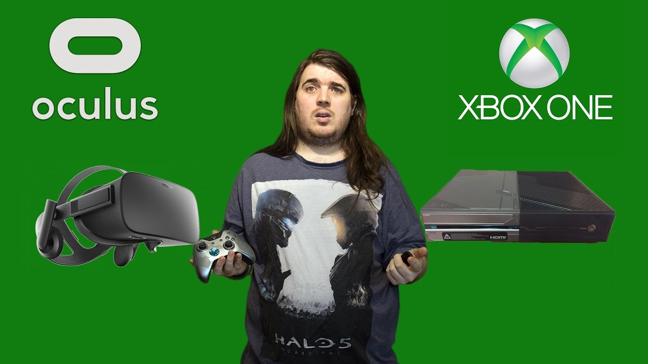 Testing With Halo 5 | Xbox One Streaming | Oculus Rift